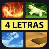 4 fotos 1 palabra 4 letras