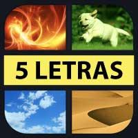 4 fotos 1 palabra 5 letras